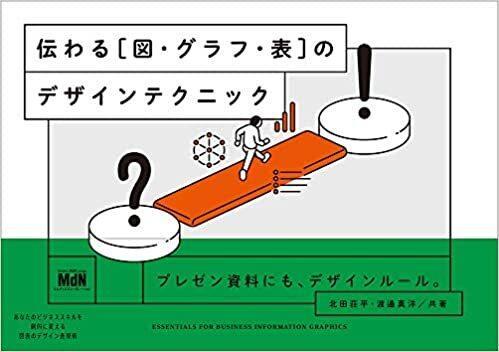 書評「伝わる[図・グラフ・表]のデザインテクニック」